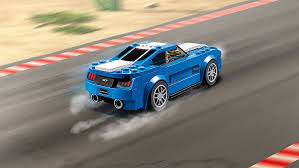 gto mustang amazon com lego speed chions ford mustang gt 75871 toys