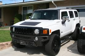 hummer h3 whiteswagh3 2006 hummer h3 specs photos modification info at