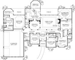 house plans with butlers pantry 559 best house plans images on floor plans architecture