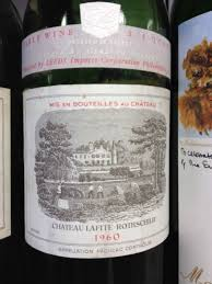 learn about chateau lafite rothschild 1960 château lafite rothschild bordeaux médoc pauillac