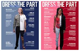 clothing closet offers professional attire to students and alumni