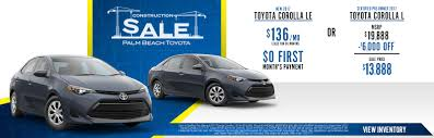 toyota usa customer service toyota new u0026 used car dealer serving greenacres lake worth