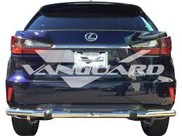 lexus of englewood nj service rear bumper guard single tube s s auto beauty vanguard