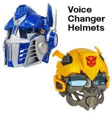 Bumblebee Transformer Halloween Costume Transformers Optimus Prime Voice Changer Helmet Bumblebee Mask
