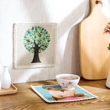 aliexpress com buy 1pc table mat placemat insulation kitchen