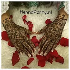welkom henna party