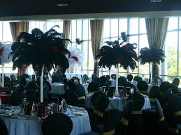 ostrich feather centerpieces flower and event decor ostrich feather centerpieces best decor