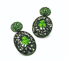 hemmerle earrings sparkling high jewels at tefaf new york fall 2017 galerie