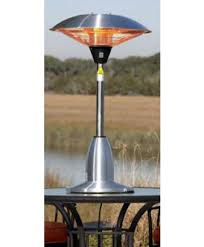 Patio Heater Table Top Stainless Steel Infrared Patio Heater Tabletop Outdoor Heater