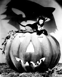 happy halloween birthday pics vintage halloween pin up