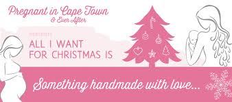 all i want for christmas is something handmade with love