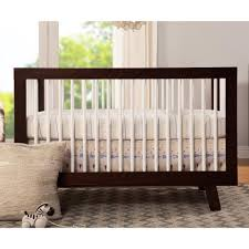3 In 1 Convertible Cribs by Babyletto Hudson 3 In 1 Convertible Crib With Toddler Rail