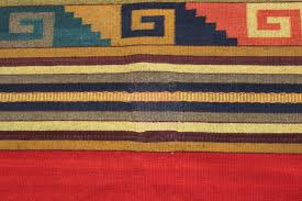Caring For Wool Rugs Before And After Photos Of Hole In Rug Repaired On Mexican Zapotec