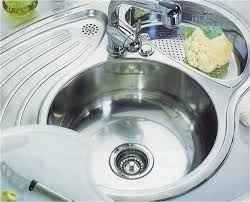 Beautiful Round Kitchen Sink Kitchen Sink Round Undermount Kitchen - Round sink kitchen