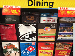 20 dollar gift card 20 in burger king gift cards only 10 at dollar general
