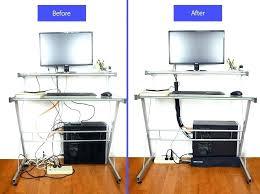 Computer Desk Cord Management Computer Desk Cord Management Desk Wire Organizer Computer Desk