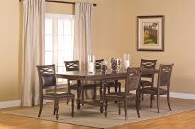 hillsdale seaton springs 7 piece dining set wayfair