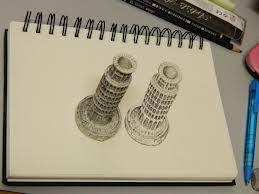 3d pencil art pencil 3d illusion