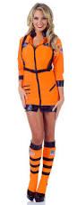 Astronaut Halloween Costume Adults Cosmic Astronaut Costume Candy Apple Costumes Sale