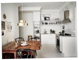 Scandinavian Interior Magazine Kitchen Backsplash Ideas Black Granite Countertops White Cabinets