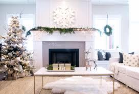 deck the halls christmas home tour my living room lindsay hill