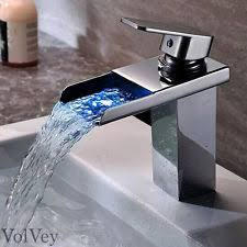 led waterfall faucet ebay