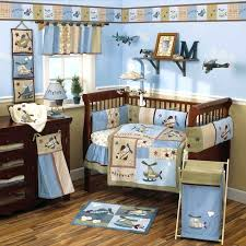 Baby Nursery Bedding Sets For Boys with Baby Crib Sets For Boys Airplane Baby Baby Nursery Bedding Sets