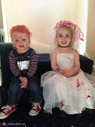 Chucky Costume Halloween Chucky U0026 Tiffany Halloween Costume
