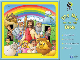 lift the flap bible stories copenhagen publishing house