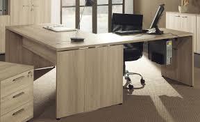 matelpro bureau bureau d angle contemporain chêne rinaldo bureau d angle