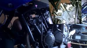 fz1 maintenance the valve check youtube