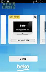 tv remote app for android beko tv remote for android free at apk here store