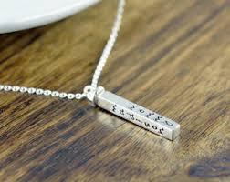 kids name necklaces 4 kids necklace etsy