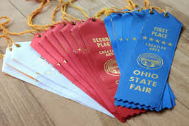 ohio state ribbon the baker ribbon winning recipes