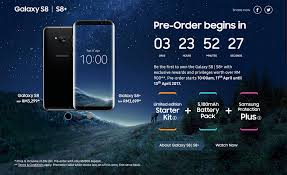 samsung galaxy s8 u0026 s8 retails for rm 3299 u0026 rm 3699
