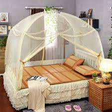 couvert lit aliexpress acheter haute qualit礬 princesse moustiquaire tente