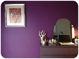 aubergine paint in the bedroom u2013 fox on an island