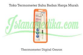Termometer Murah toko termometer suhu badan harga murah istana medika