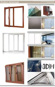 american style tempered glass storm windows aluminum frame