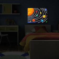 Solar System Night Light Shop Solar System For Kids On Wanelo