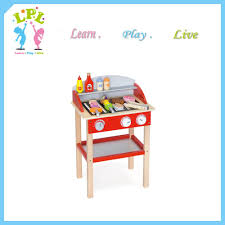 kids wooden pretend play kitchen set kids wooden