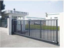 Patio Door Gate Inspirations Automatic Sliding Gates Design Also Gate Door 2017