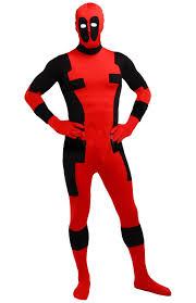 aliexpress com buy mascara deadpool cosplay costume zentai boys