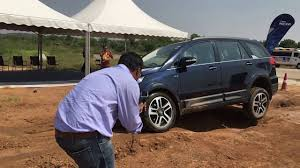 jeep tata tata hexa off road experience tata motors youtube