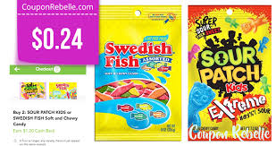 where to buy swedish fish target sour patch kids and swedish fish candy only 0 24 a bag