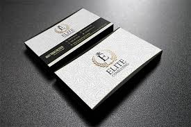 120 white business cards u2013 free printable psd eps word pdf