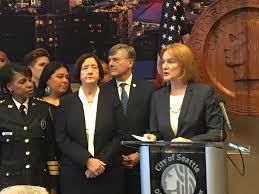 mayor durkan announces co chairs to lead search for new police