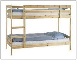 Mini Bunk Beds Ikea Ikea Toddler Bunk Bed Black Intersafe
