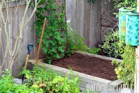 Vegetable Garden Preparation by Converting Lawn Into Raised Garden Beds Without Waste