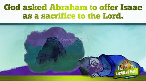 abraham and isaac kids bible story kids bible stories